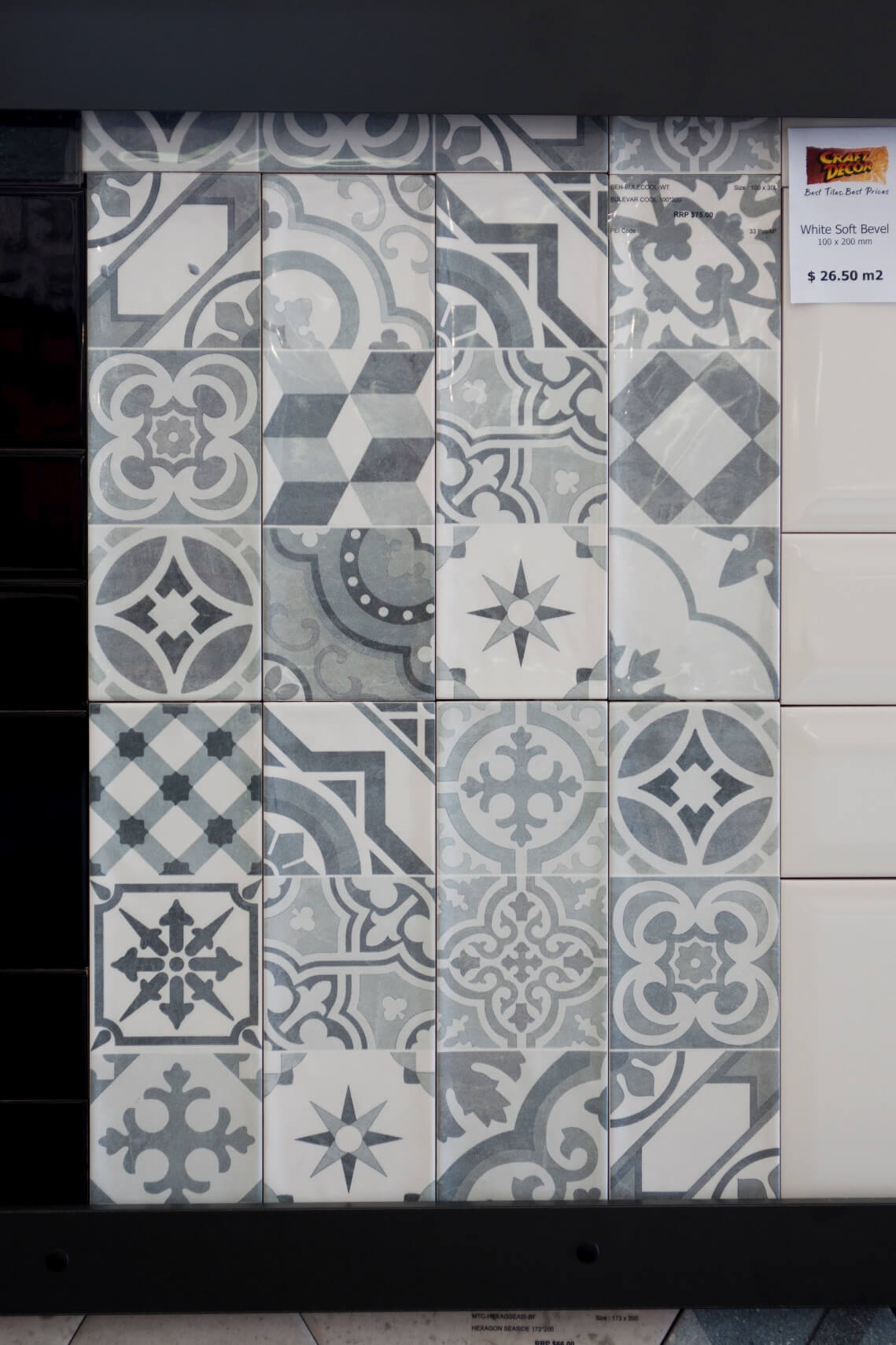 Moroccan Tiles Perth Craft Decor